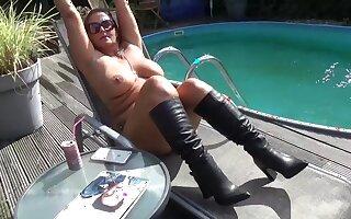 Boots At The Pool - TacAmateurs