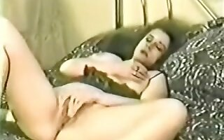 Obese swinger wife with a darksome stud