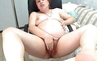 pregnantlotta secret clip on 07/04/15 16:45 from MyFreecams