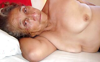 HelloGrannY Latin Matures All Naked in Slideshow
