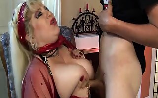 corroded bbw mom deep fisted at the end of one's tether stepson