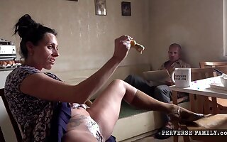 Reasonably Czech porn - taboo sex, old and young hardcore