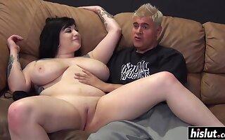 Busty Big Hottie - Bbw